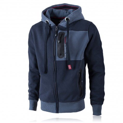 CTX112 Hooded Jacket Navy