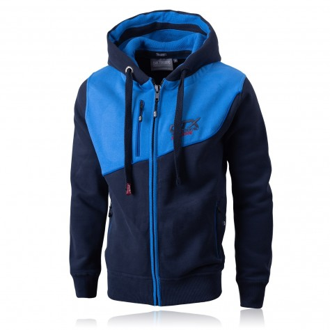 CTX118 Hooded Jacket Blue