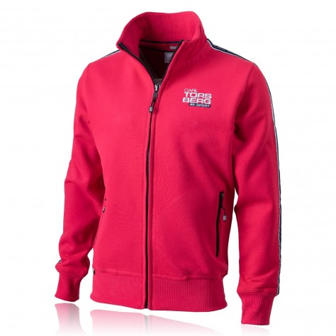 TORSBERG SPORT II Sweat Jacket Red
