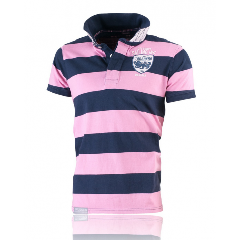 Sailing Inc. Poloshirt Rose/Navy