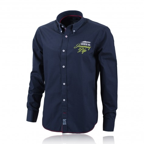 Journey Shirt Navy