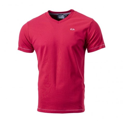 Carl Torsberg Classic V-Neck Red